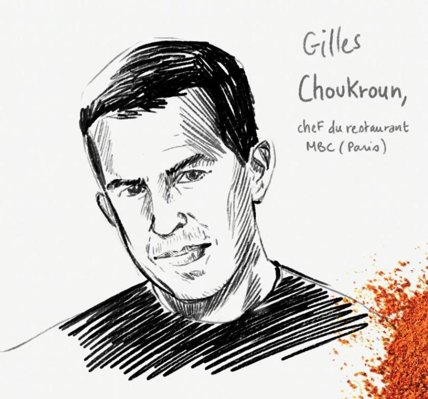Portrait de Gilles Choukroun