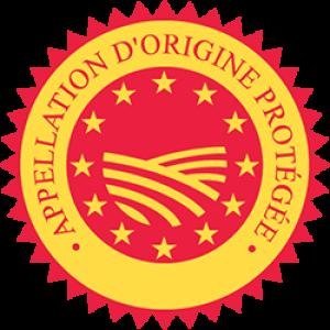 Picto du label AOP européen